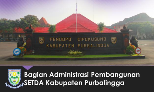 Tupoksi Bagian Administrasi Pembangunan