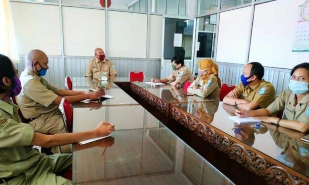 Riyadi Sugeng Subroto, SH kini Plt Kepala Bagian Layanan Pengadaan Barang/Jasa.