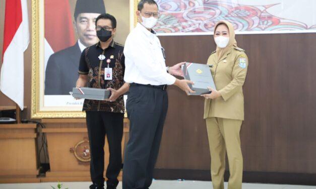 5 Kali Berturut-turut Kabupaten Purbalingga Raih Opini WTP dari BPK RI
